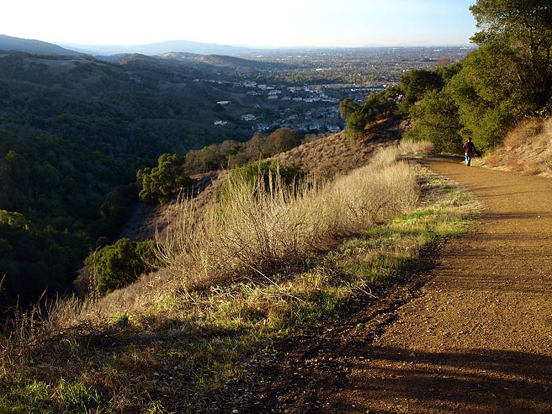 Hacienda Trail, Almaden Quicksilver