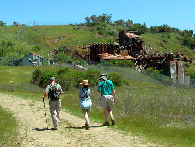 Almaden Quicksilver County Park - Home Page