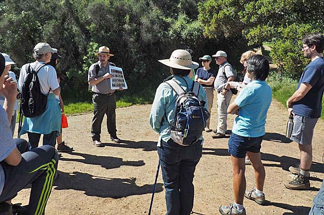 Anza Expedition Hike, 3/26/16
