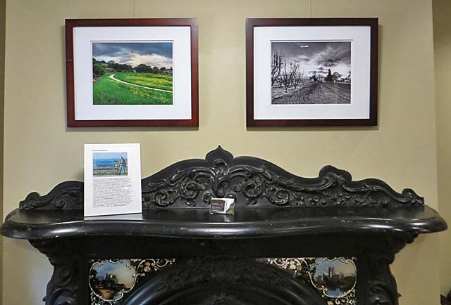 Ron Horii's pictures of Santa Teresa Park and Martial Cottle Park